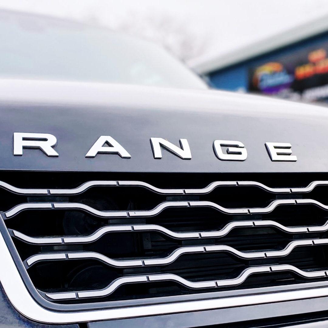 2021 Land Rover Range Rover Luxury Vehicle repairs at Dales Custom Auto